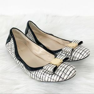 Cole Haan Tali Bow Ballet Flats Size 7.5